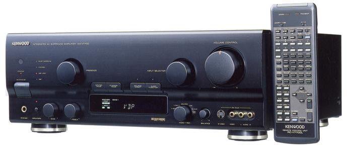 Pin di AV Surround Amplifiers Ka Kenwood Home Stereo Wiring Diagram on
