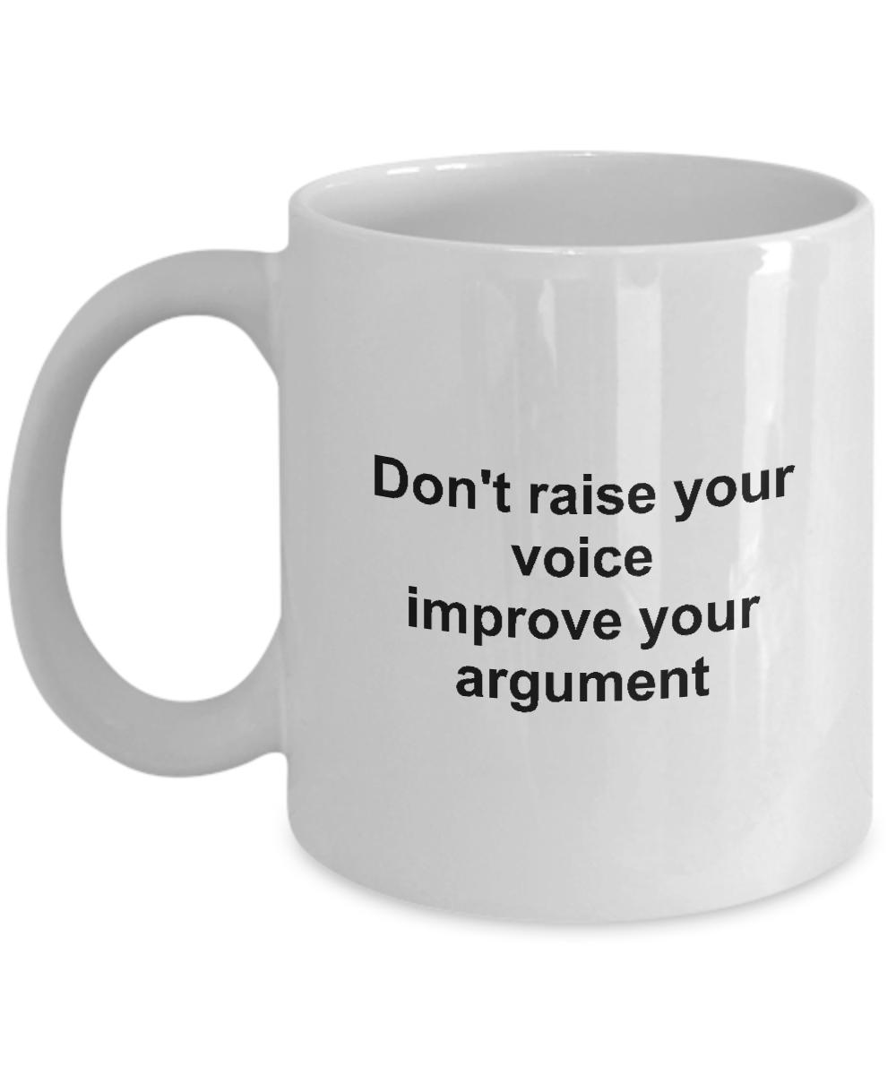Perfect Inspirational Gift Motivational Quote Coffee Mug