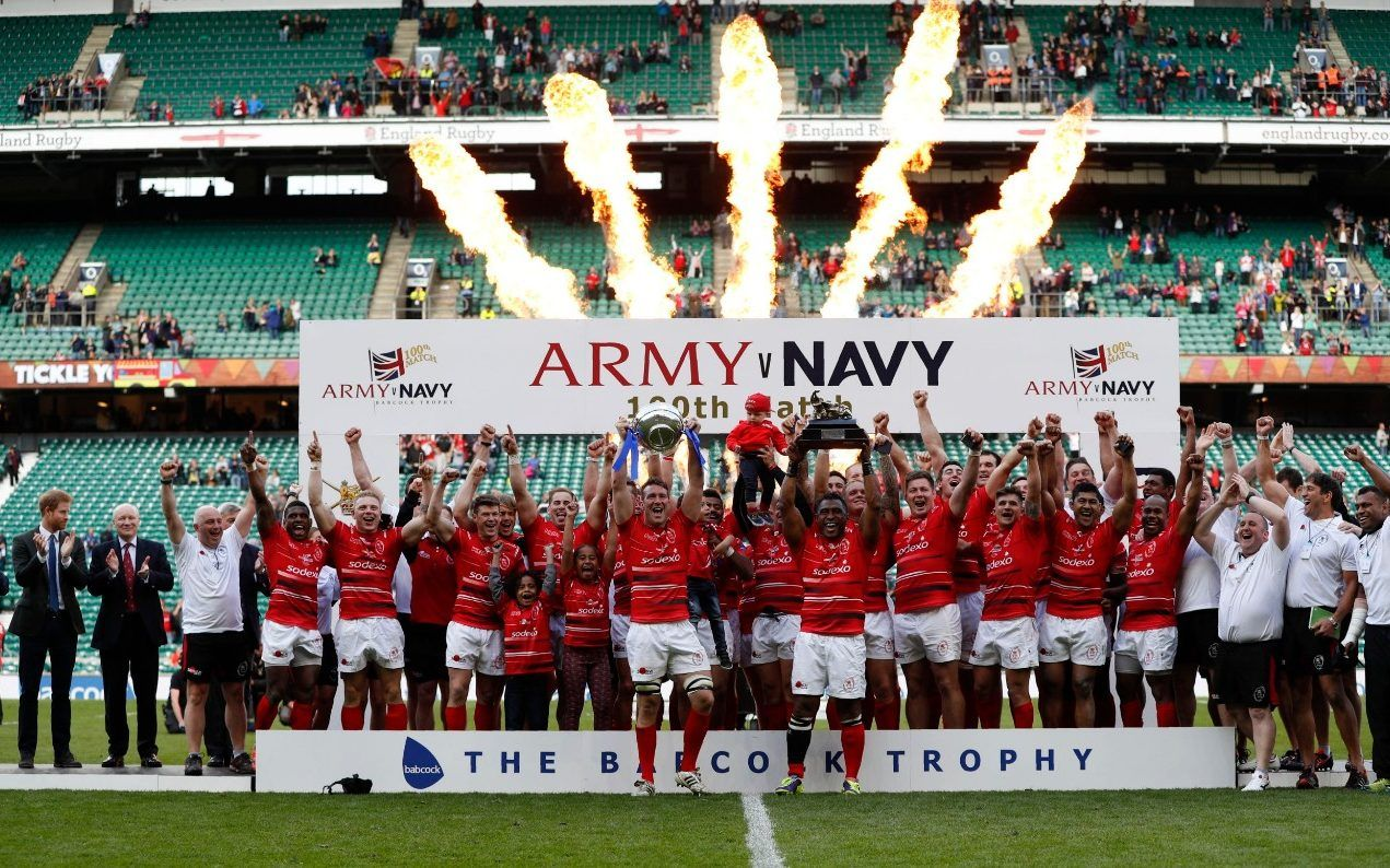 Army V Navy Rugby Match Should Be Held Around Country To Stop Twickenham Being Trashed By Disruptive Fans Photos Of Prince Army Army Navy