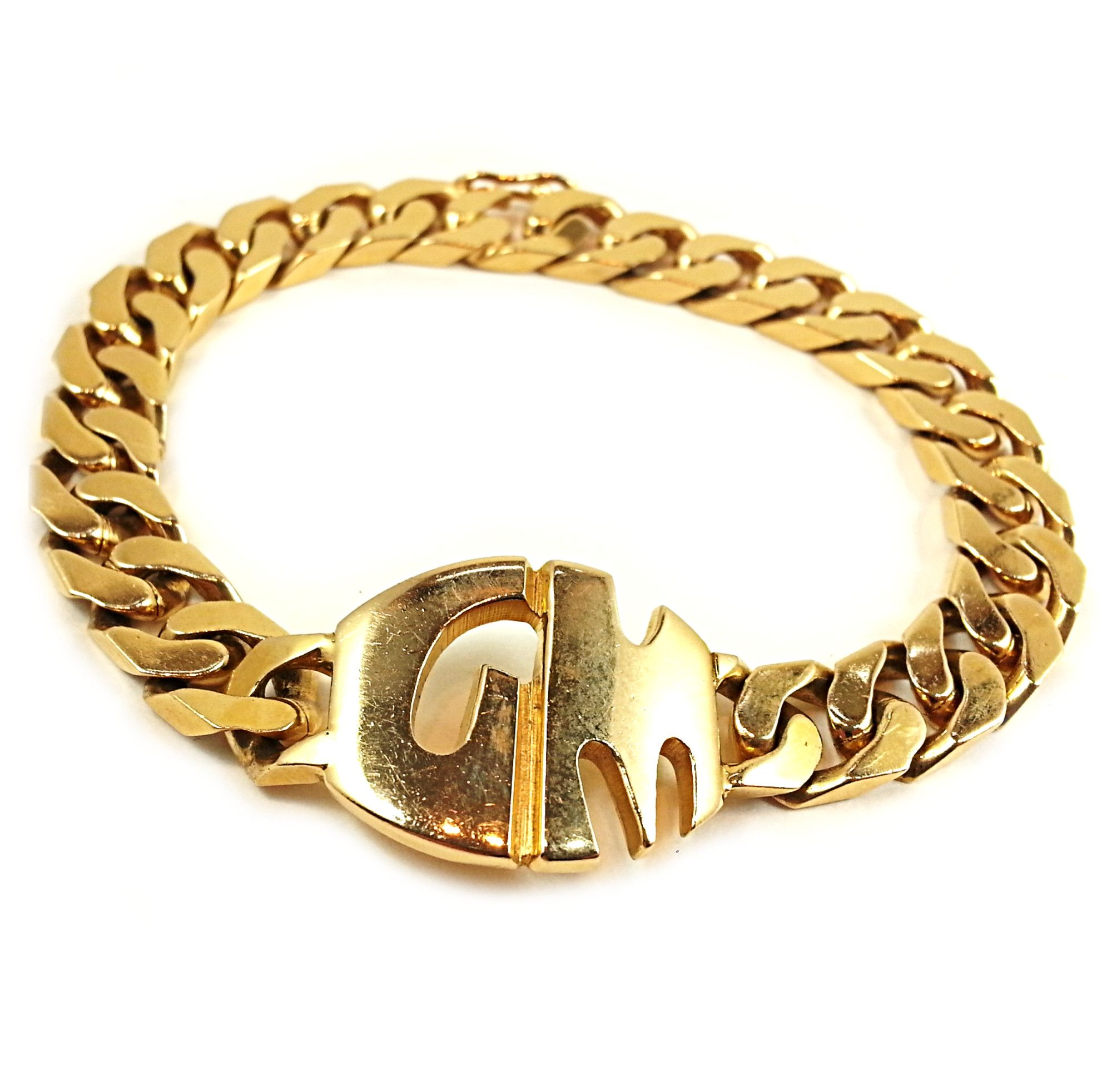 inch bracelet bangles style bangle gold solid shop ladies yellow sku