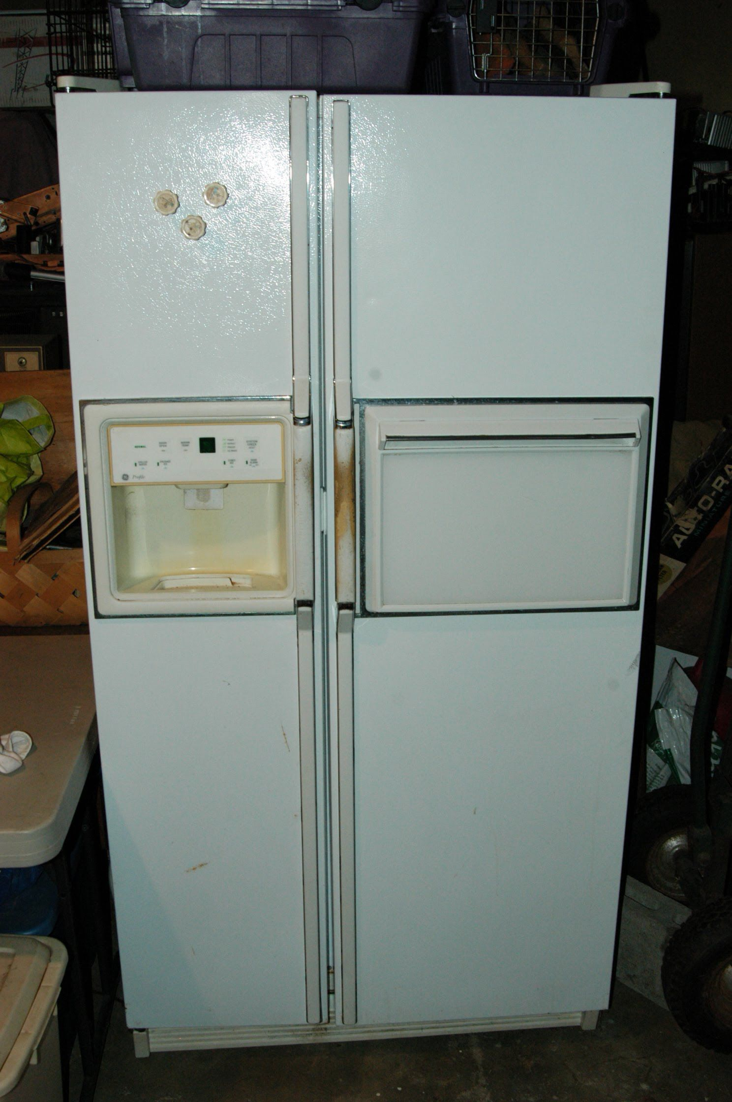 Ge Refrigerator Defrost Troubleshooting And Heater Repair Heater