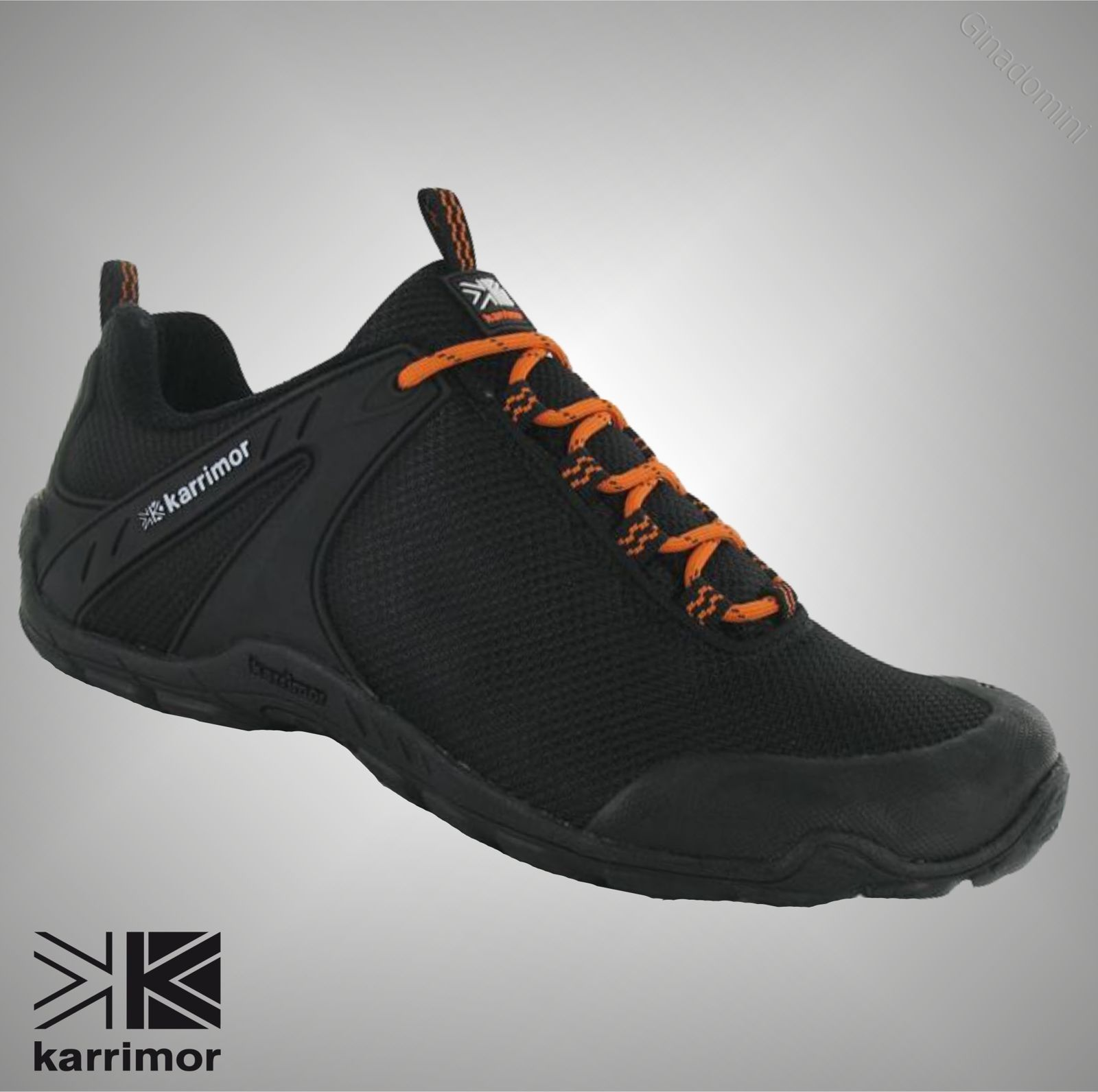 0fbec24f24e6 The design of the Karrimor Newton Mens Walking Shoes features a great and  rather unique look that is sure. Newton Mens Walking Shoes is built to last  with a ...