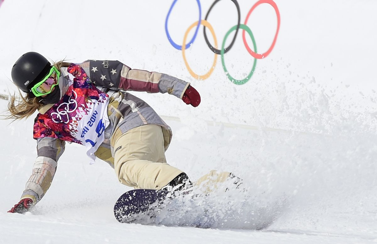2014 Sochi Olympics Photos Jamie Anderson wins gold in ...