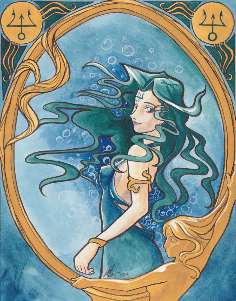 Princess Nouveau Neptune