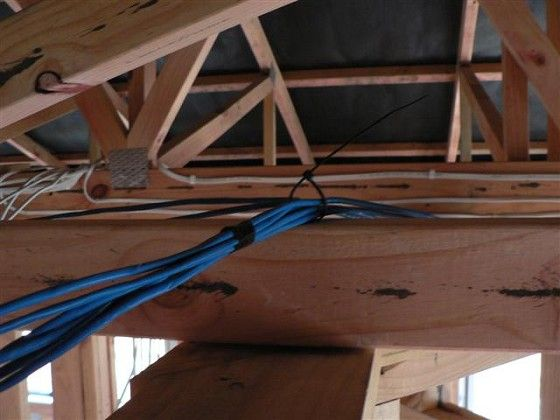 A Beginners Guide To Diy Structured Cabling In A New House Part