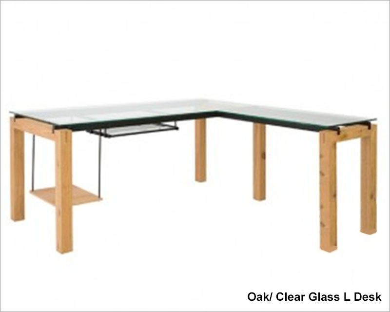 euro style ballard l desk itu0027s simple itu0027s large enough to house a computer and