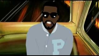 Kanye West Heartless Animated Music Videos Music Videos Kanye West