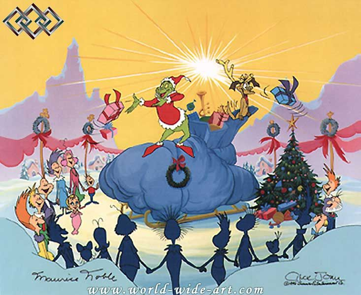 Welcome Christmas Grinch.How The Grinch Stole Christmas Welcome Christmas Warner