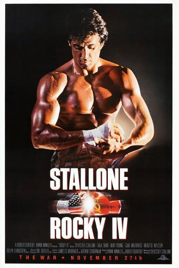Sylvester Stallone Rocky Iv 1985 Directed By Sylvester Stallone Photographic Print Allposters Com Sylvester Stallone Rocky Film Sylvester