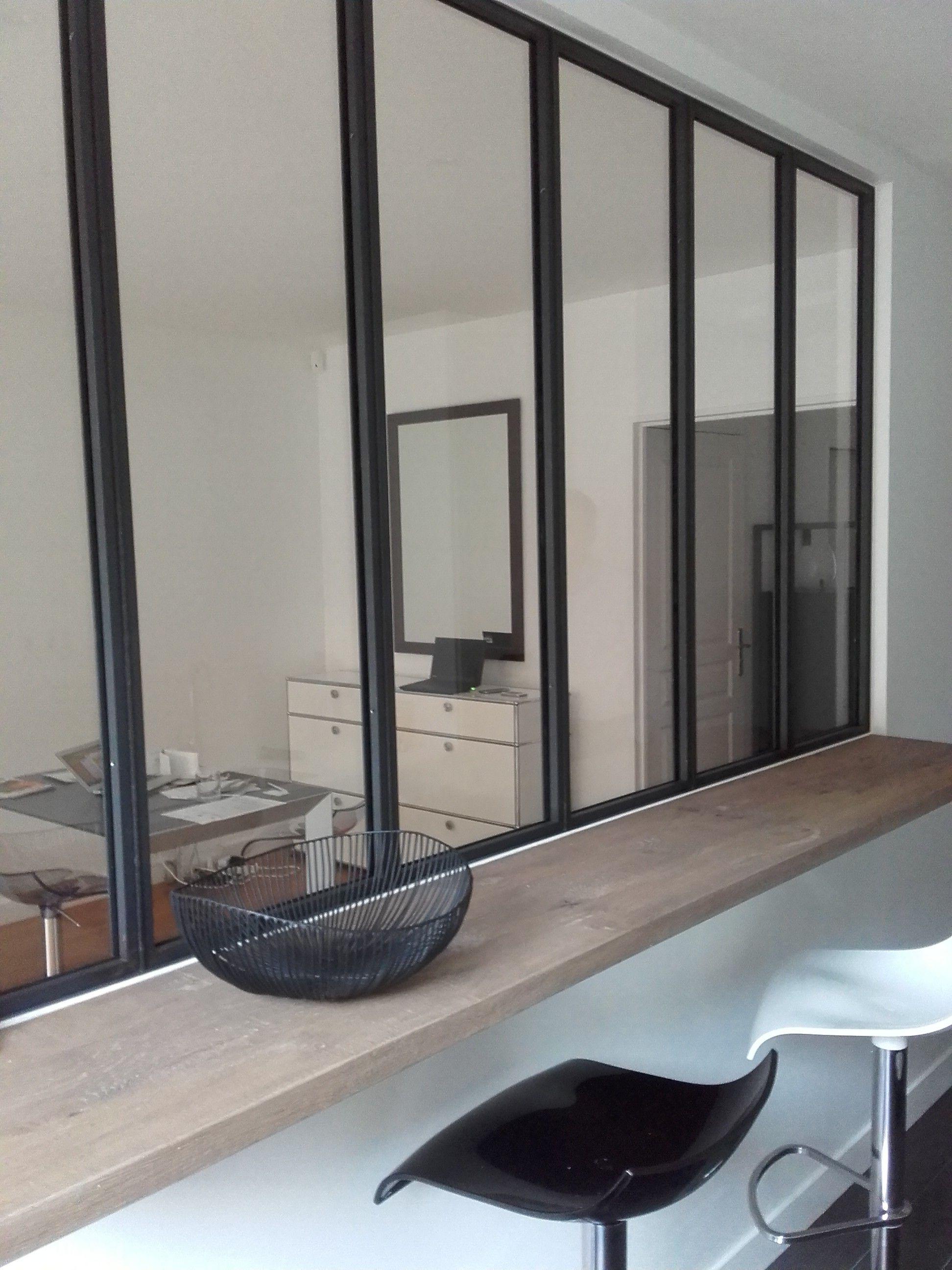 Meuble Cuisine Pas Cher Casablanca ~ Verri Re Avec Plan De Travail Steelinbox Home Pinterest