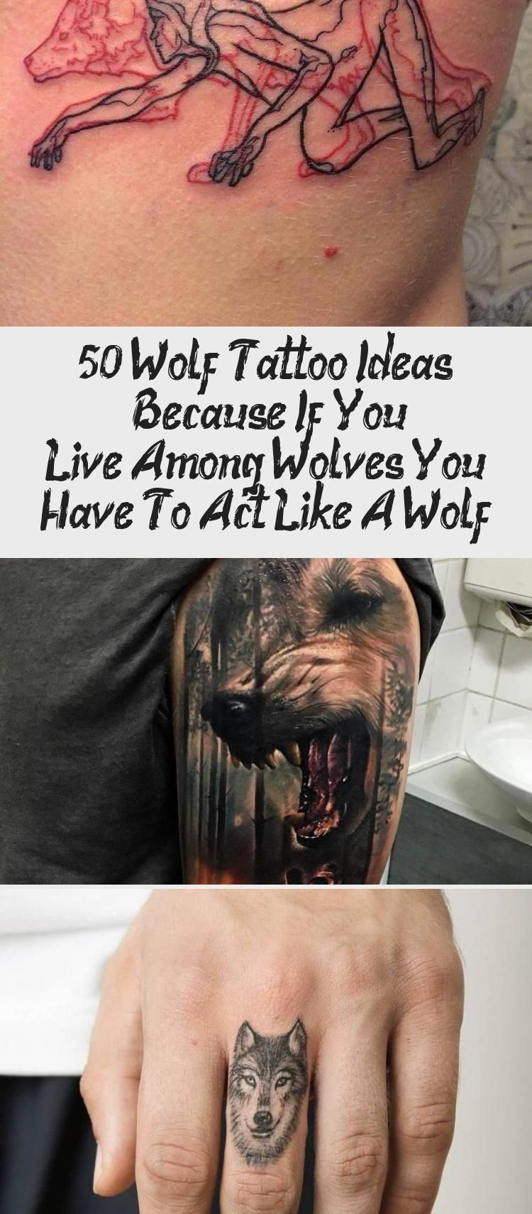 50 Wolf Tattoo Ideas  Because If You Live Among Wolves You Have To Act Like A W  50 Wolf Tattoo Ideas  Because If You Live Among Wolves You Have To Act Like A Wolf