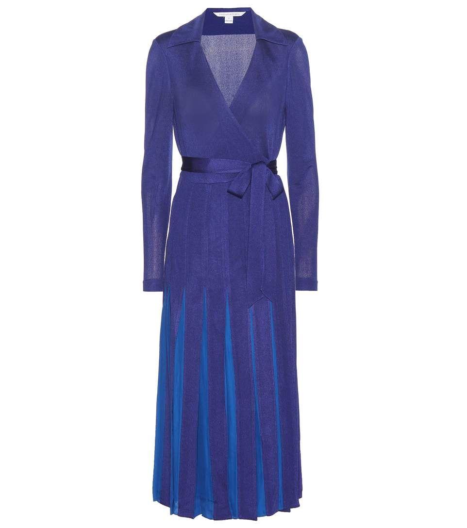 DIANE VON FURSTENBERG Stevie Wrap Dress. #dianevonfurstenberg #cloth #dresses