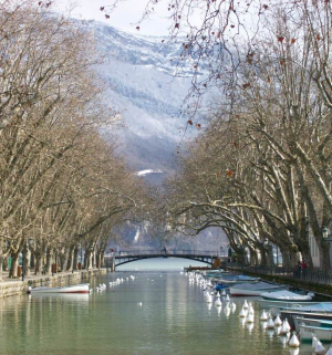 Pont des amours, A, France, Europe