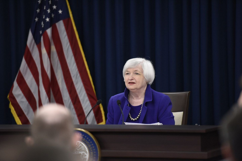 Study Bitcoin Blockchain Federal Reserve Chair Tells Central Banks Ccn Financial Bitco Stock Market Crash Janet Yellen Bank For International Settlements