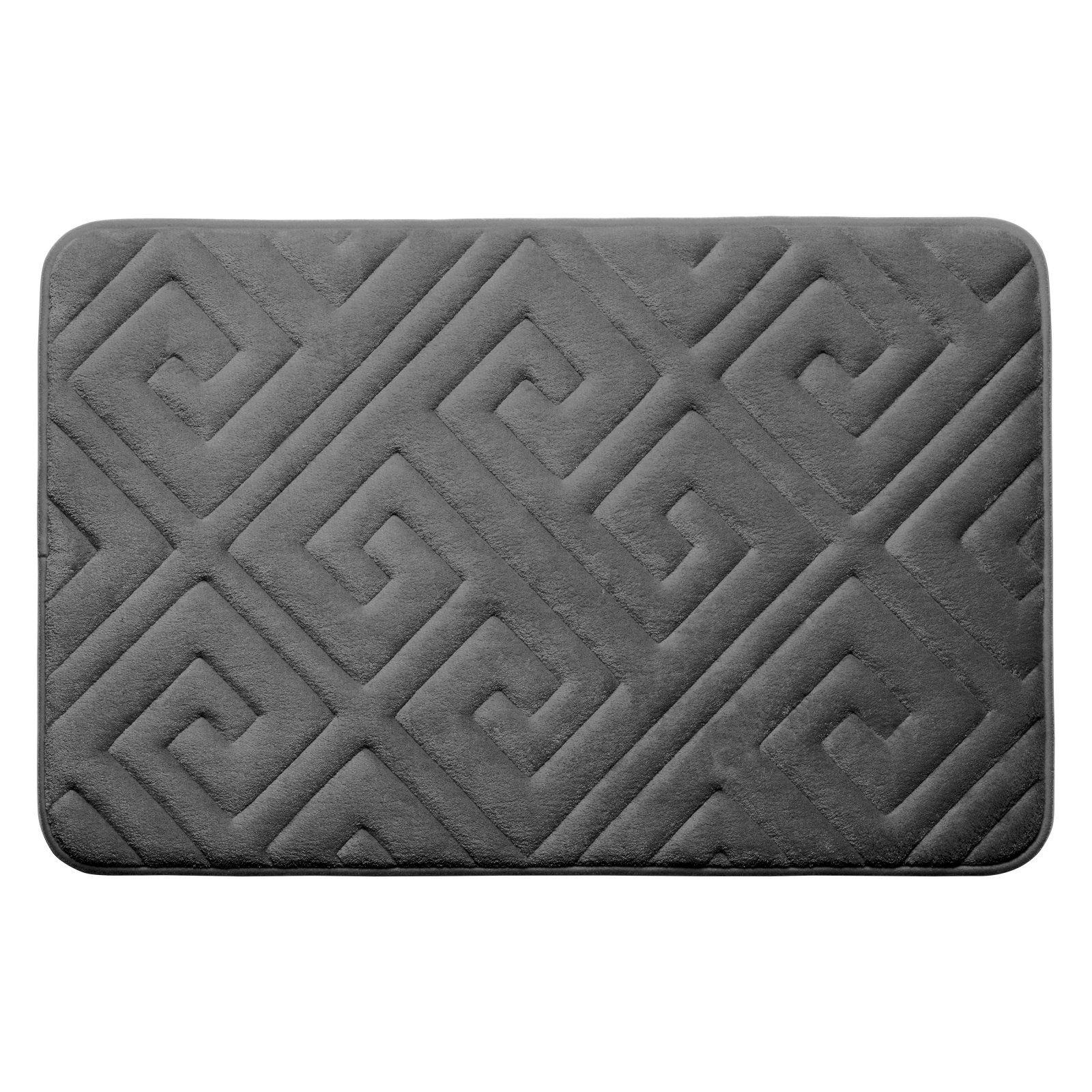 Bounce Comfort Caicos Premium Extra Thick Memory Foam Bath Mat