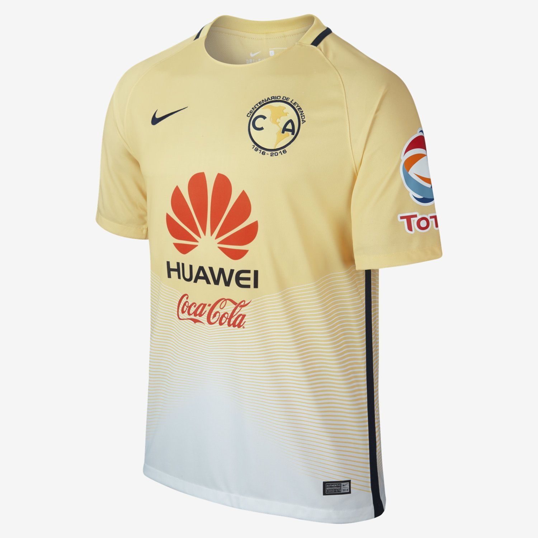 Nike club america home centenario jersey 201617 | Club
