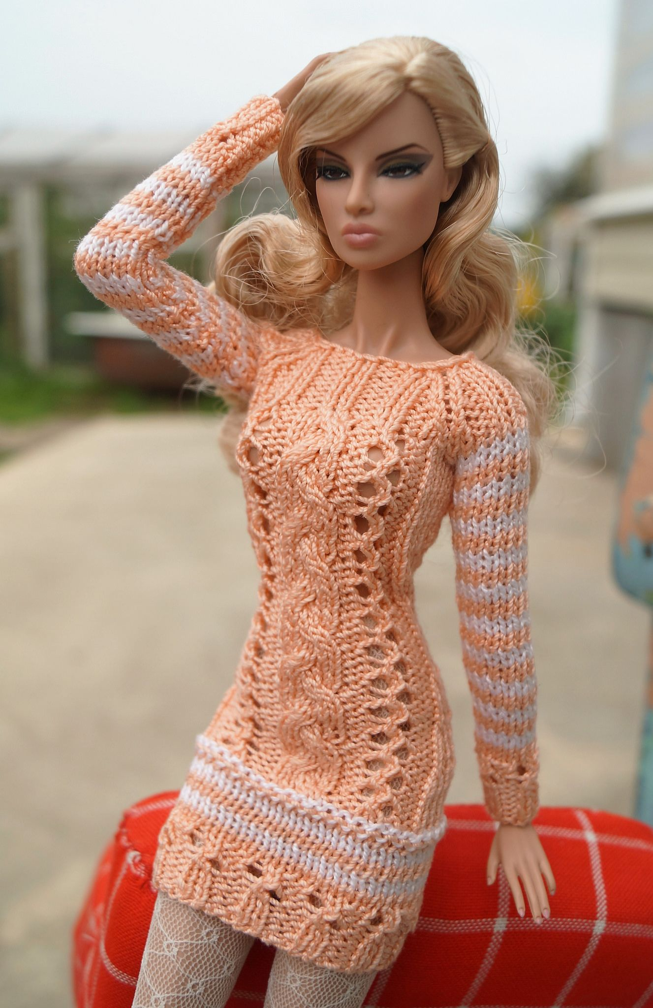 Пин от пользователя PetsLair на доске Dolls clothes design ...