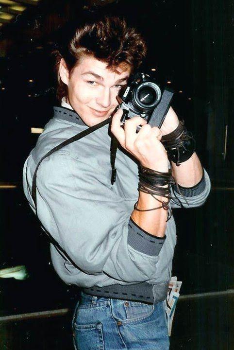 Morten and his camera