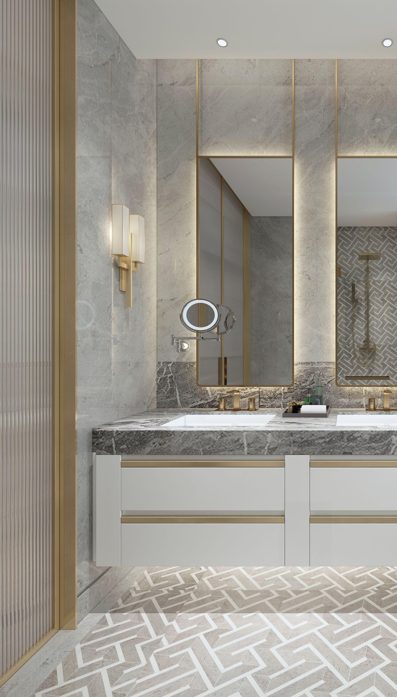 Pin by agapi kazamia on bathroom pinterest cabinet lighting