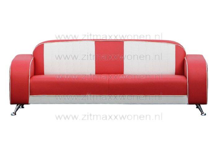 Zitmaxx Wonen - Banken - Retro bank Big Apple