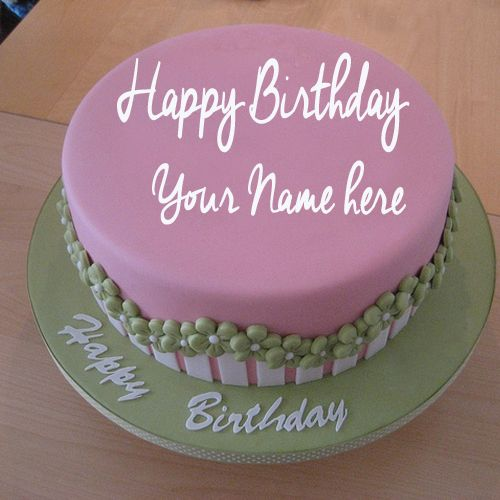Swell Write Your Name On Fondant Birthday Cake Pictures Free Cake Funny Birthday Cards Online Bapapcheapnameinfo