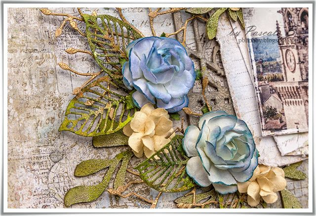 Avignon's Belfry - Blue fern Studios DT