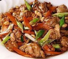 Huhn Kung Pao Chinesisch #chinesefood