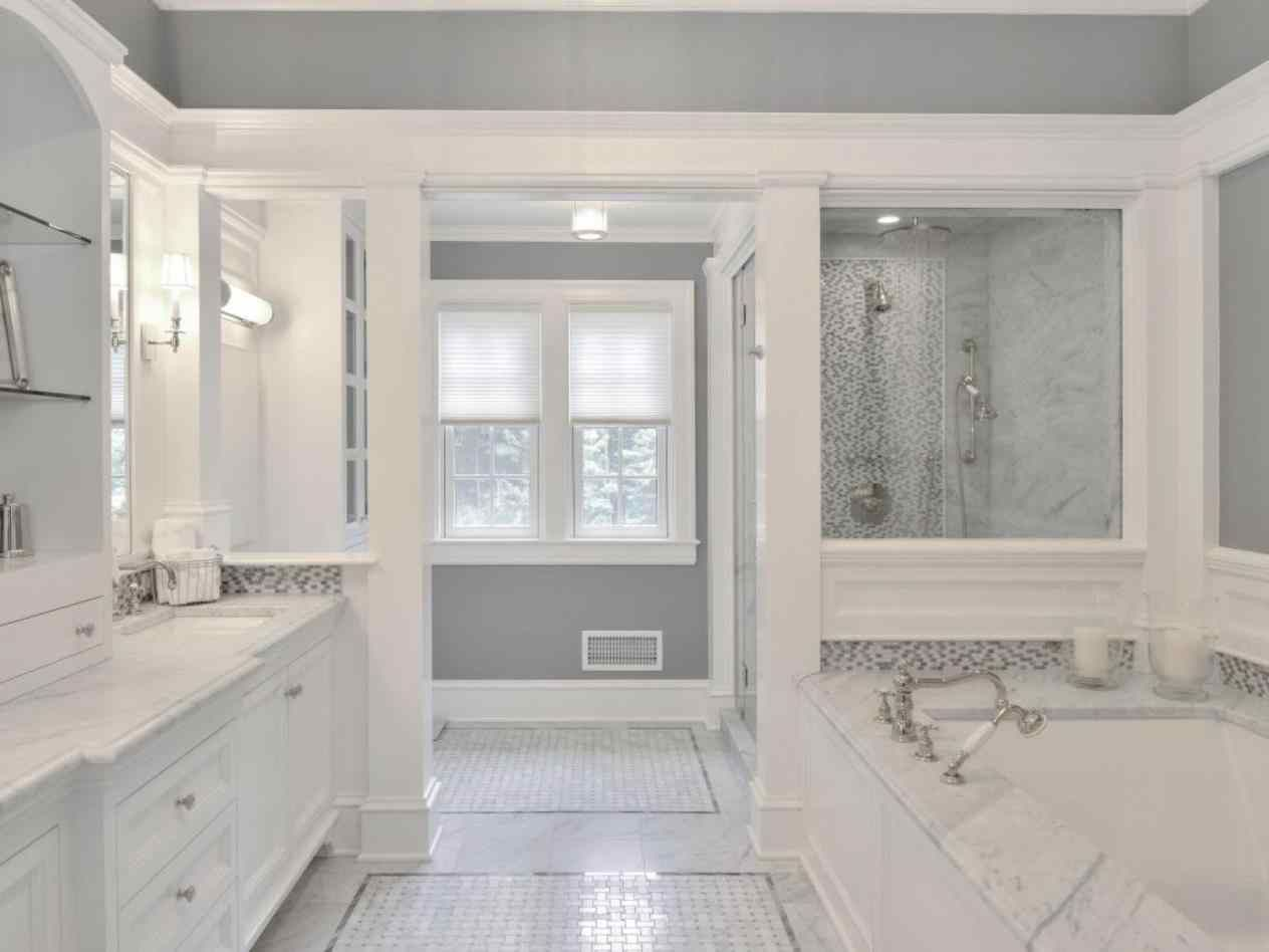 Pedestal sink wall engaging master bathroom remodel ideas white idea ...