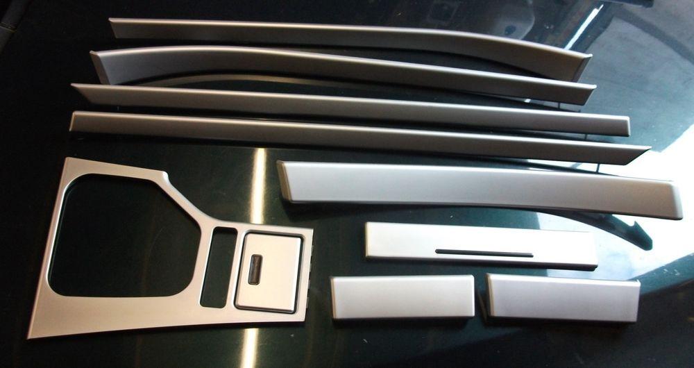 Bmw E39 5 Series Sport Rhd Interior Trim Kit In Satin Chrome All