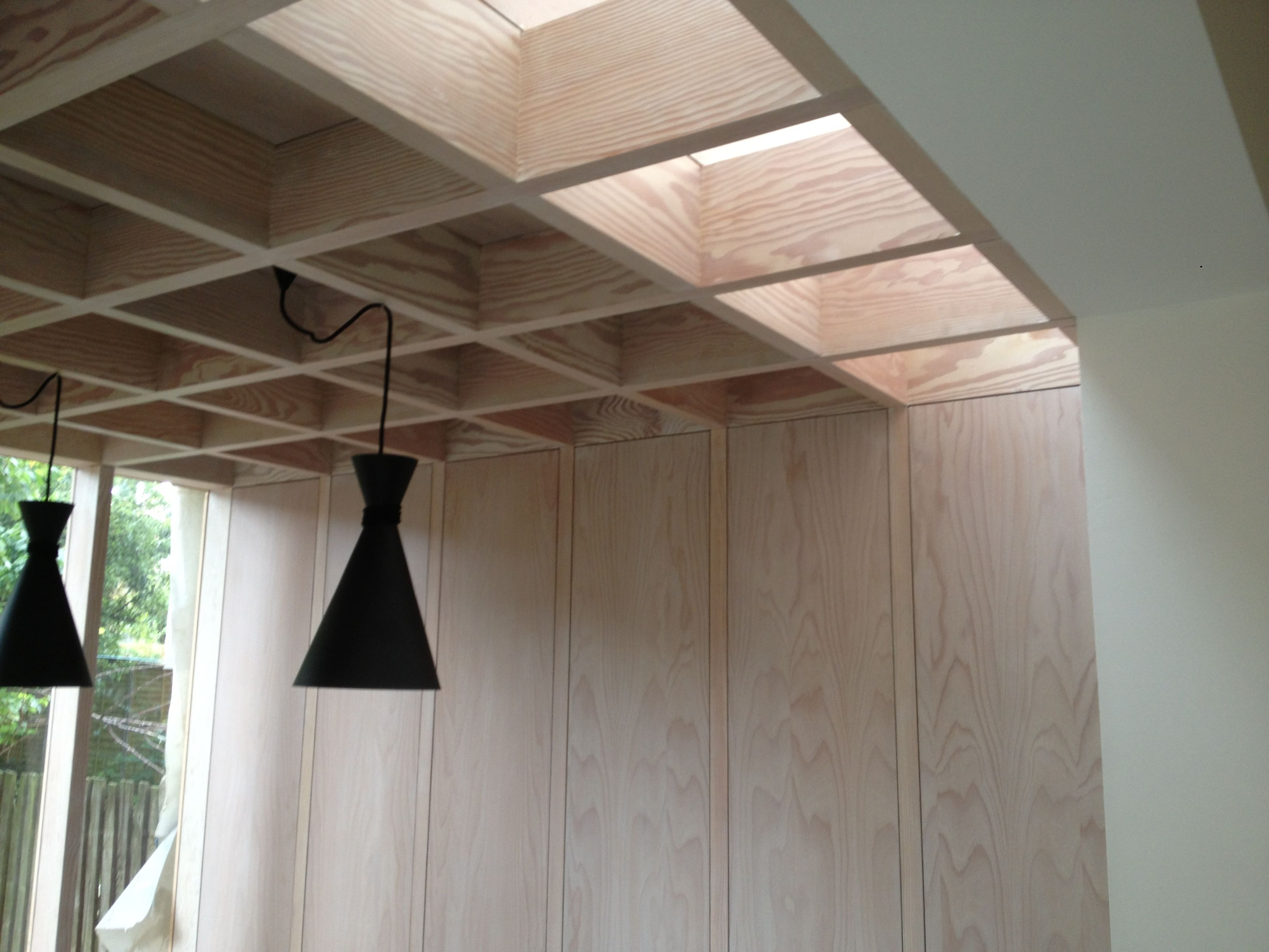Doyle Gardens Kensal Rise Lioneye Properties Interior Architecture Eco House Wood Wax