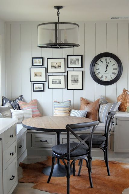 Rough Luxe In 2019 Farmhouse Kitchen Tables Kitchen