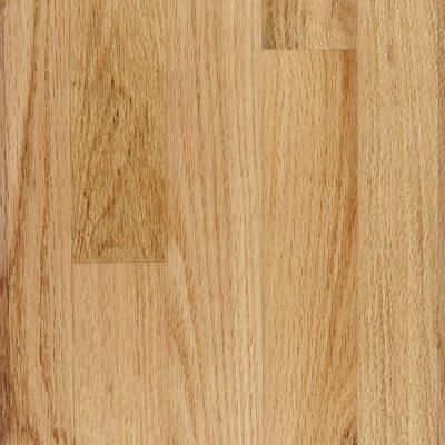Millstead Red Oak Natural 34 In Thick X 2 14 In Wide X Random