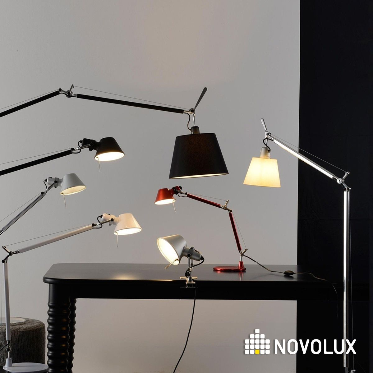 Tolomeo Artemide Novo Lux Ceiling Lights Home Decor Decor
