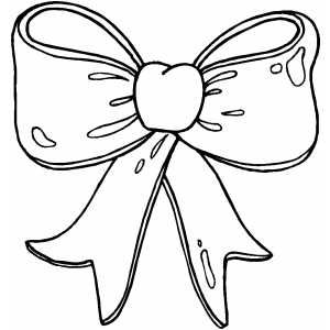 Present Bow Coloring Sheet Printable Christmas Ornaments Christmas Ornament Template Christmas Coloring Pages
