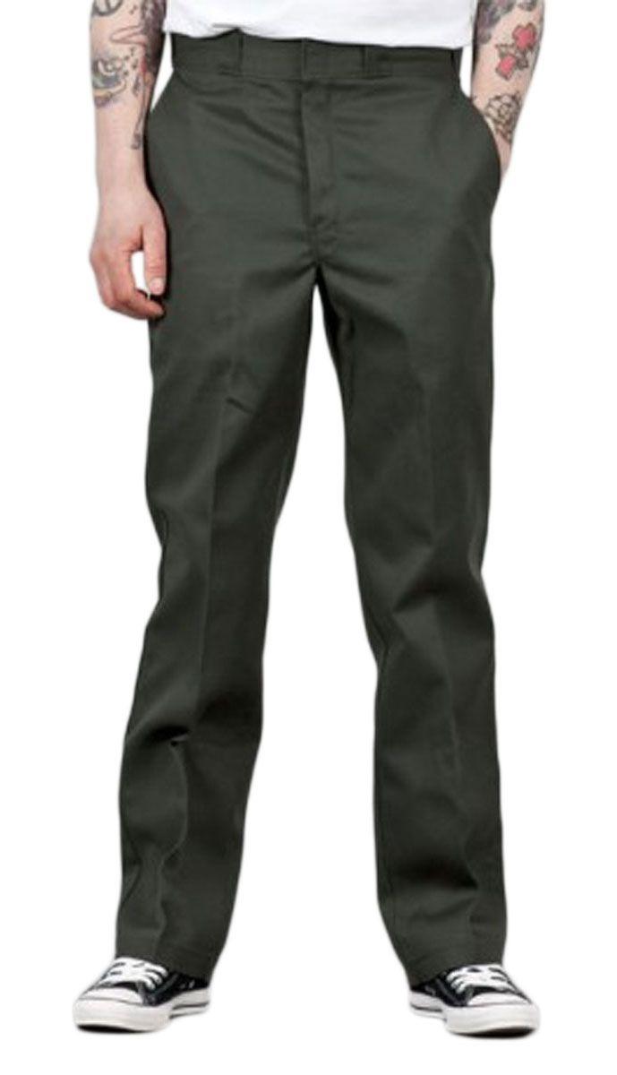 Dickies - Original 874 Work Pant - Olive Green from  dungareesonline   Workwear  dickies e42fdb9e6d1