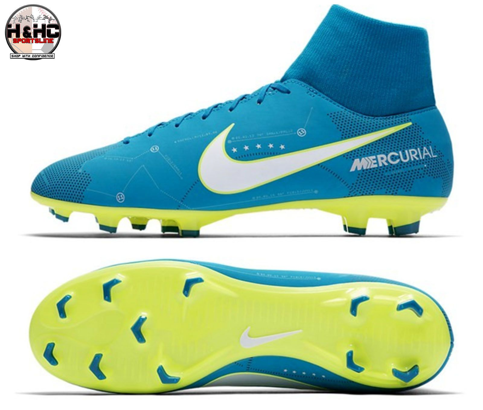 more photos look for nice cheap nike mercurial victory ebay