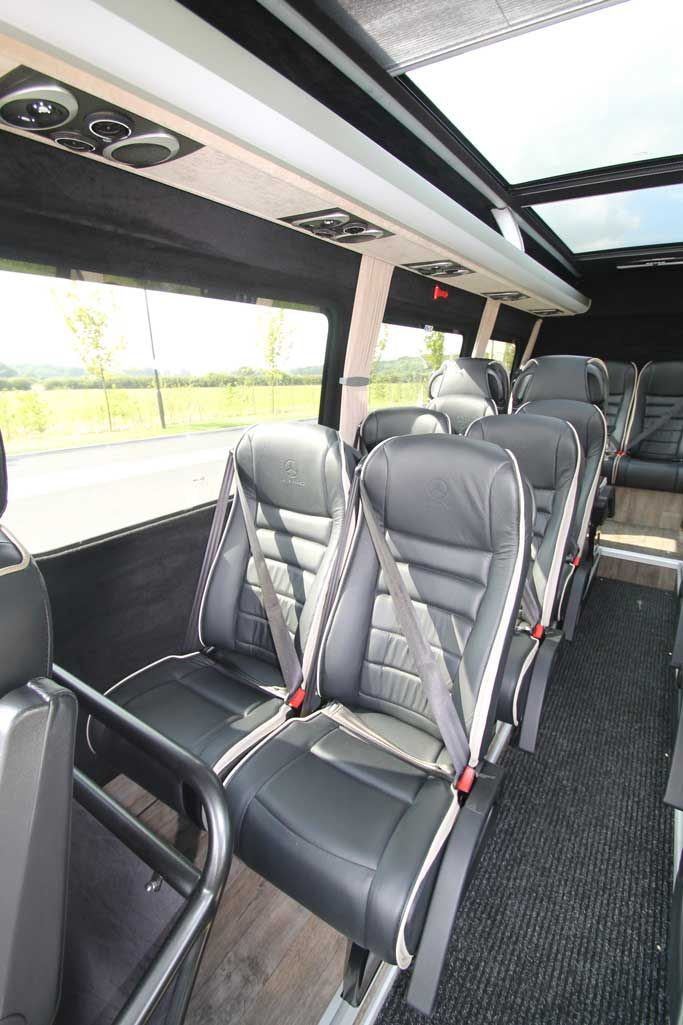 Get Carter Luxury Mini Bus Travel Is A Specialist Mini Bus Get
