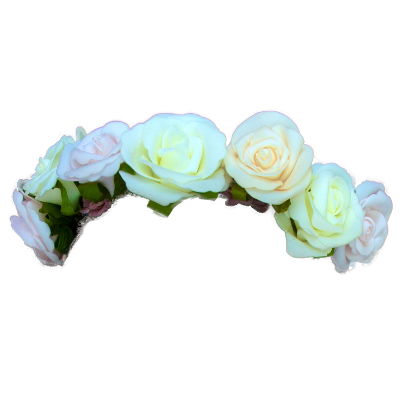 Flower crown aesthetic. Pin by sage