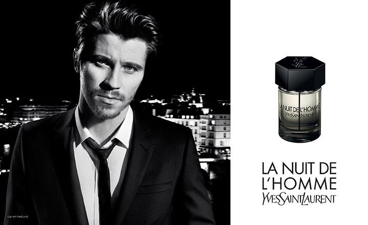Yves Saint Laurent La Nuit De L Homme Perfume Ad Fragrance Ad Garrett Hedlund