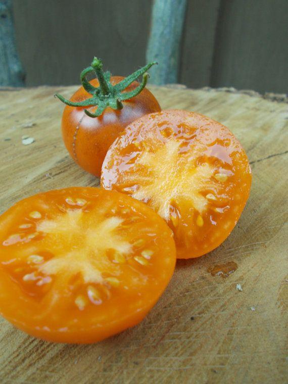 Orange Smudge Tomato Seeds Heirloom Tomato For Vegetable 400 x 300