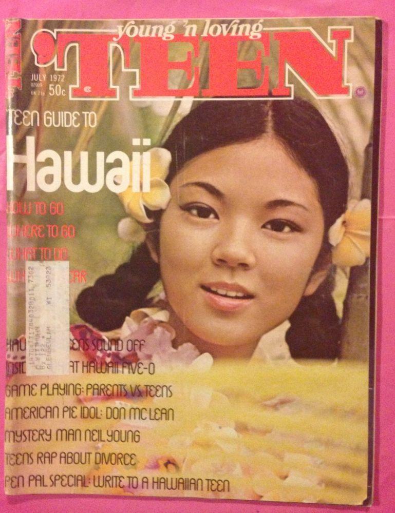 For Young hawaiian teen agree