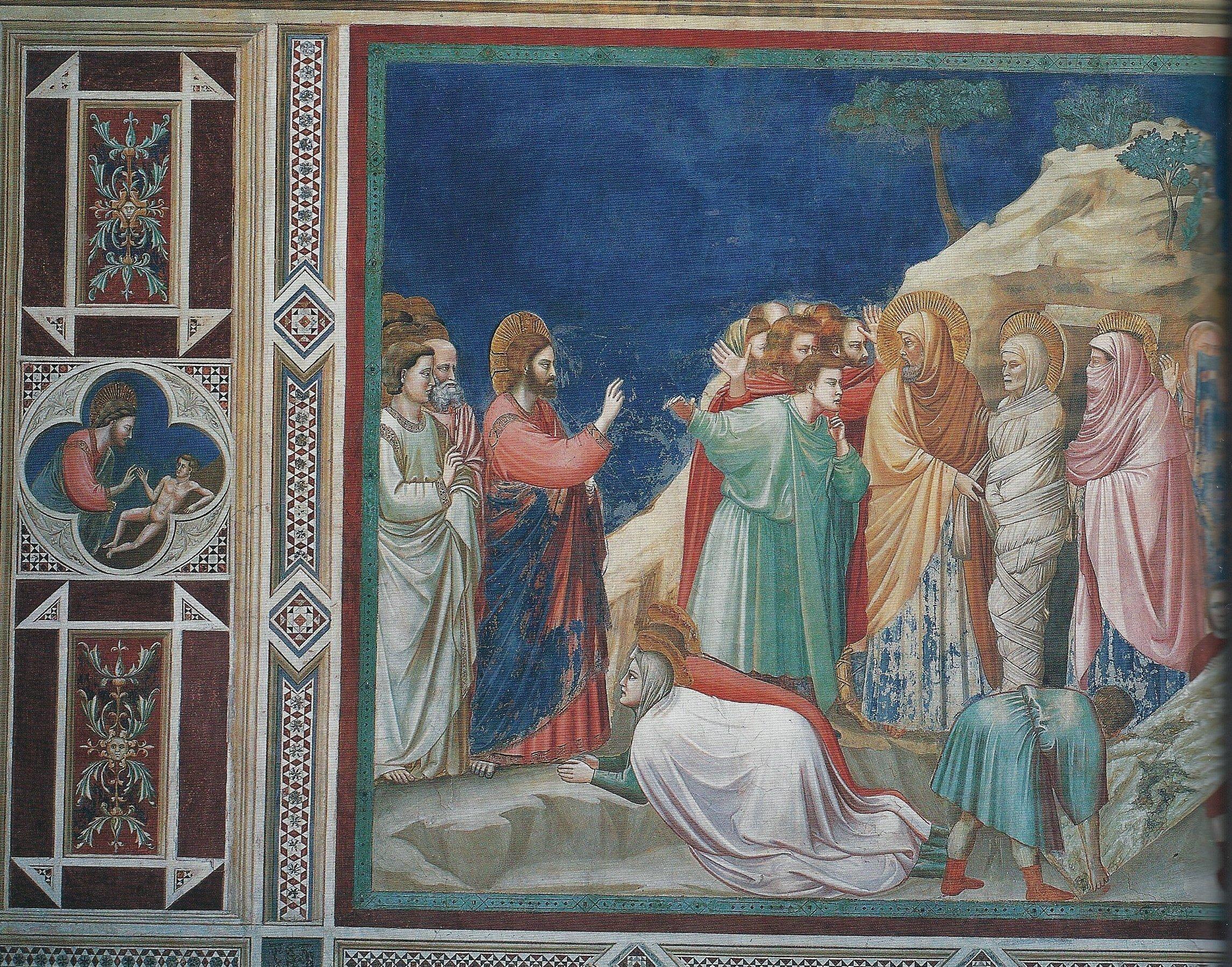 Het opwekken van Lazarus