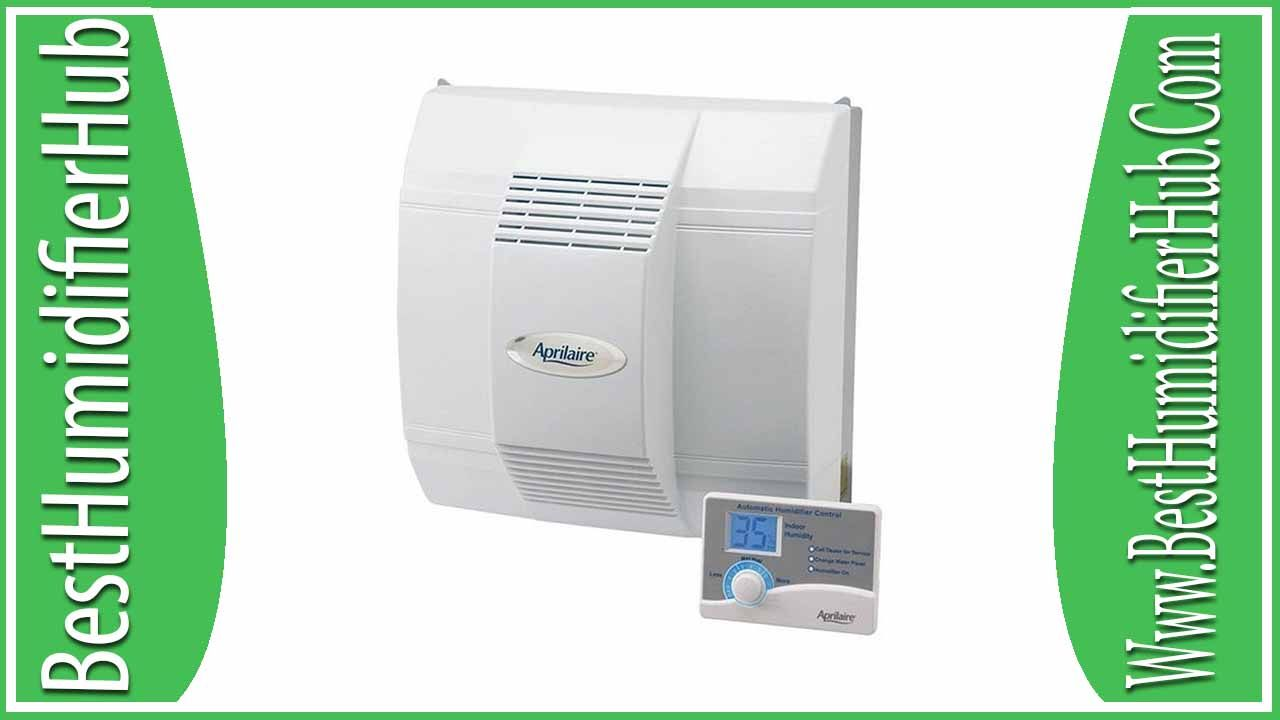 Aprilaire Humidifier Control Automatic Steam