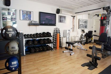 Personal training studio gym hire gym personal training