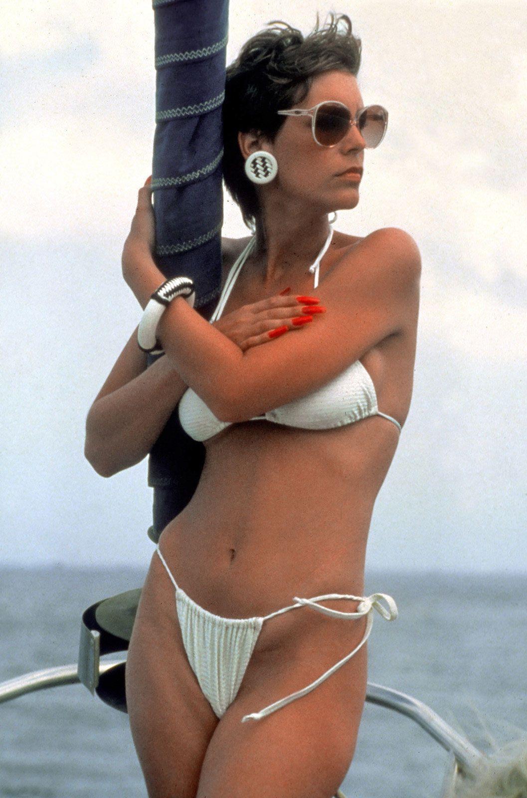 Jamie Lee Curtis Bikini