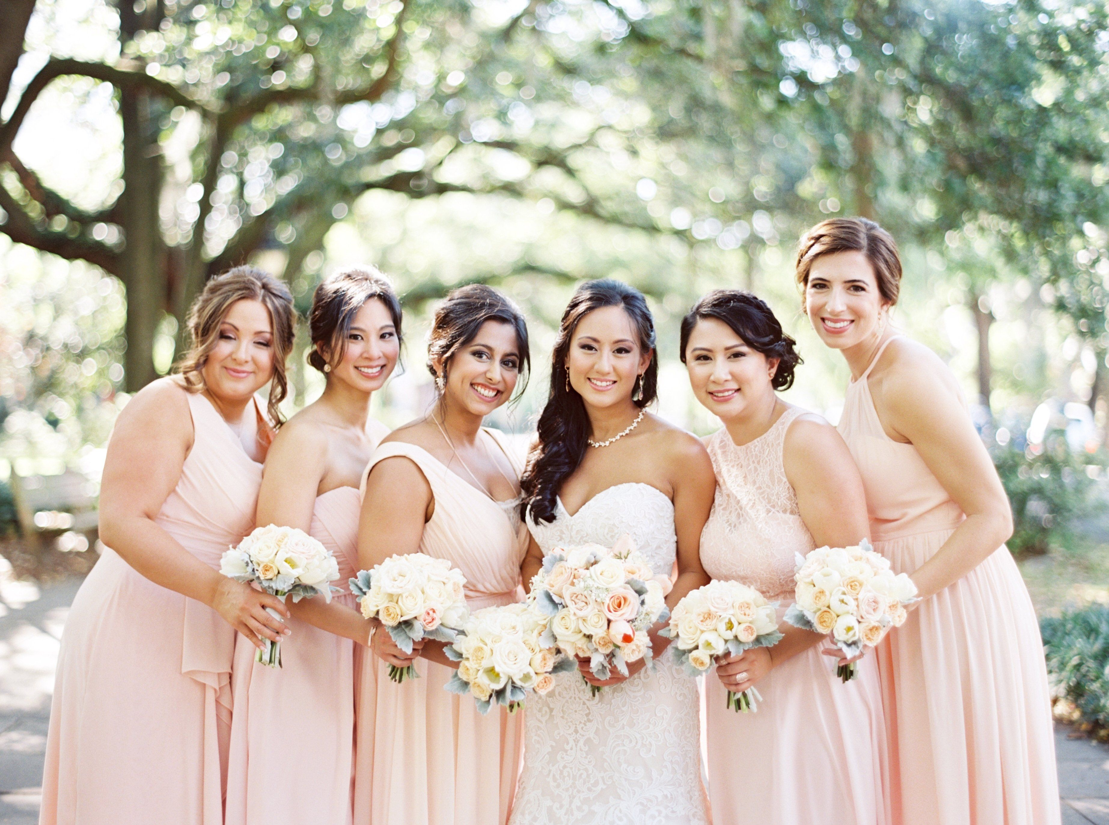 af163d53fb Shop Azazie Bridesmaid Dress - Julianna in Chiffon. Find the perfect  made-to-order bridesmaid dresses for your bridal party in your favorite  color