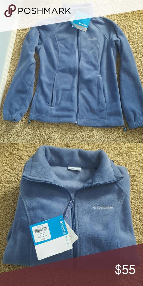 Columbia Jacket Blue Columbia Jacket. Brand new, has never been worn Columbia Jackets & Coats