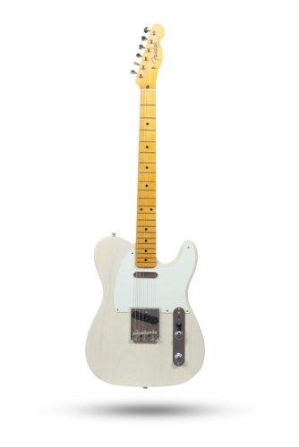 2019 Fender Custom Shop '58 Telecaster Time Capsule Blond > Guitars Electric Solid Body | California Vintage Guitar & Amp #vintageguitars