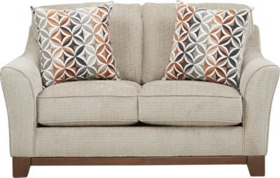 Amazing Savannah Bend Beige Loveseat In 2019 Gwen And Steve Couch Alphanode Cool Chair Designs And Ideas Alphanodeonline