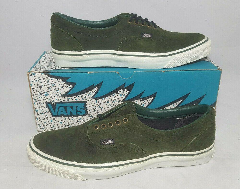 vans chaussures noir size 12